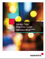 Harvey Crisis Response Guide Cover
