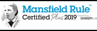 Mansfield Rule Certified Plus Badge