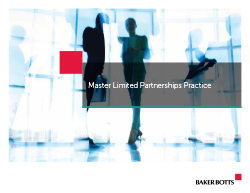 Master Limited Partnerships Brochure