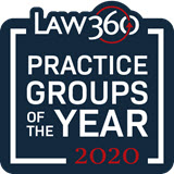 Law360 Practice Group of the Year 2020